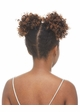 Mini Puff Youth Drawstring Hairpieces inset 1