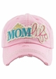 MOM LIFE Washed Vintage Baseball Cap inset 3