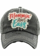 Mommin' Ain't Easy Washed Vintage Ballcap inset 3