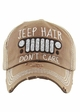 More Colors of JEEP HAIR DON'T CARE Hat inset 3