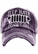 More Colors of JEEP HAIR DON'T CARE Hat inset 4