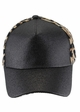 More Glitter and Leopard Ponytail Baseball Hat inset 4
