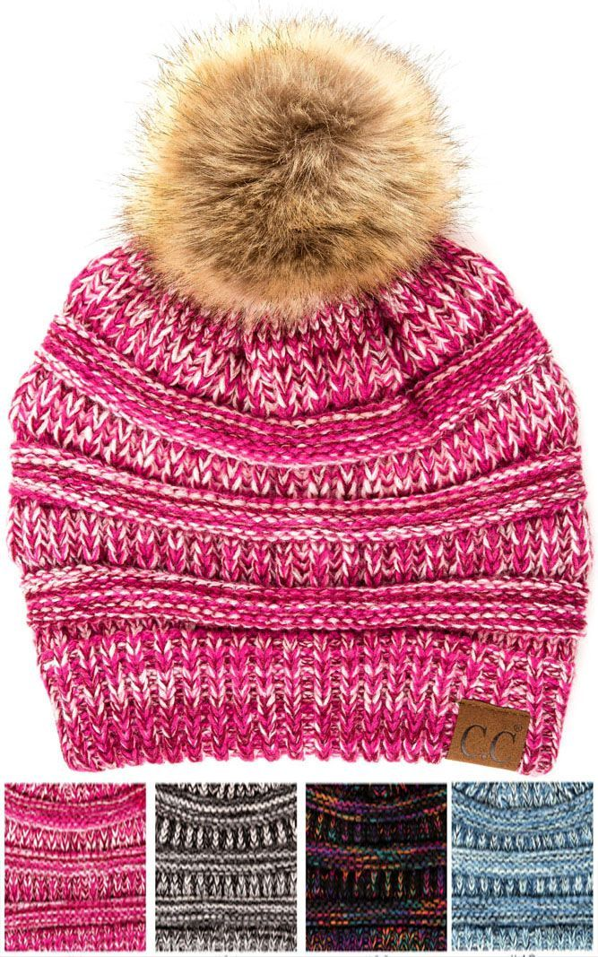 a9ae0f7fae4 multi-color-cc-beanie-hat-with-faux-fur-pom-pom-2.jpg