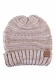 Multi Color Oversized Slouchy CC Beanie Hat inset 4
