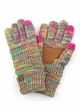 Multi Color Smart Tip CC Gloves with Lining inset 2