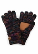 Multi Color Smart Tip CC Gloves with Lining inset 3