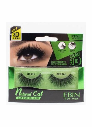 Natural Cat Eye Lashes - Bengal