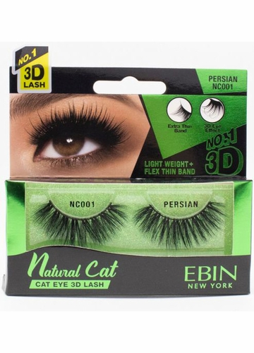 Natural Cat Eye Lashes - Persian