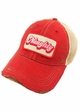 Naughty Vintage Baseball Hat inset 1