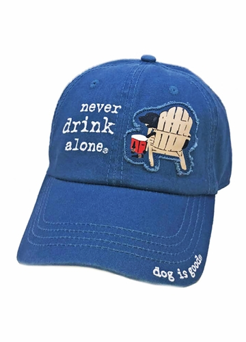 Never Drink Alone Hat