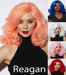 Reagan - Voluminous Lace Front Wig