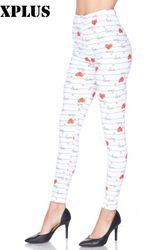 Love Letter Peach Skin Leggings