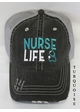 Nurse Life Trucker Hat inset 1