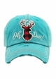 Oh Deer! Vintage Patch Baseball Hat inset 1