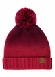 Ombre CC Beanie with Pom and Fuzzy Lining inset 2