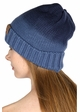 Ombre Knit CC Beanie  inset 2