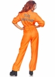 Orange Prison Jumpsuit Costume inset 1