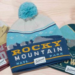Patch Beanie Hats