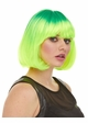 Perfect Bob Wig with Bangs Cindy in 50 Costume Colors inset 1
