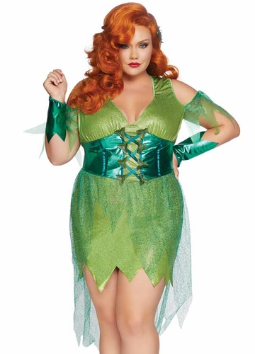 Perfect Poison Plus Size Costume
