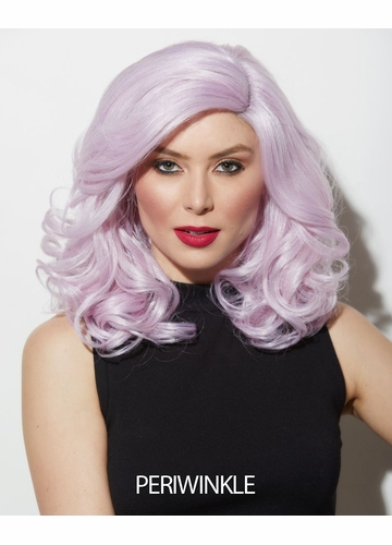 Periwinkle Lace Front Wig Reagan