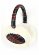 Plaid Ear Muffs from CC Brand inset 4