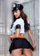 Police Patrol Babe Lingerie Costume inset 2