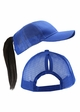 Ponytail Trucker Hat with Mesh Back inset 2