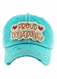 Proud Mama Baseball Hat inset 2