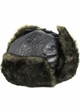 PU Leather Trapper Hat inset 1