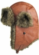 PU Leather Trapper Hat inset 3