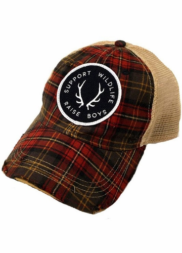 Raise Boys Trucker Hat