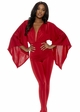 Red Wing Sleeve Bodystocking inset 2