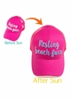 Resting Beach Face Color Changing CC Ponytail Baseball Hat inset 1