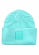 Ribbed Knit CC Hat with CC Tab inset 3