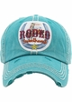 RODEO SWEETHEART Washed Vingtage Ballcap inset 3
