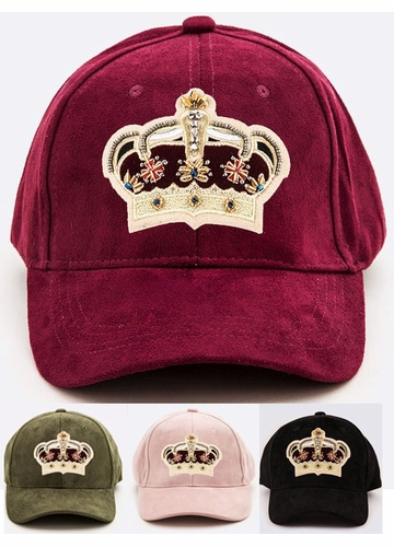 Royal Crown Baseball Hat