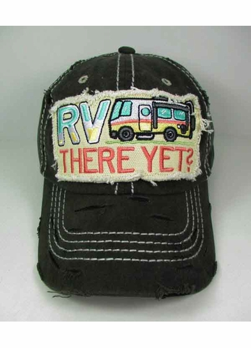 RV There Yet? Baseball Hat