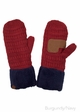Sherpa Lined CC Mitten Gloves inset 2