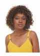 Shoulder Length Tight Curl Wig Apple inset 1