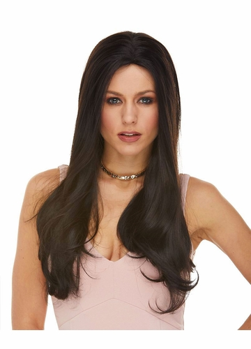 Silky Long Wig Ashley