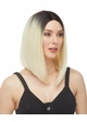 Sleek Tapered Long Bob Lace Front Wig Adele inset 1
