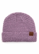 Solid Color Boucle Yarn CC Beanie Hat inset 2