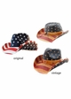 Stars and Stripes Cowgirl Hat inset 2