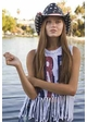 Stars and Stripes Cowgirl Hat inset 3