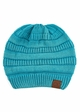 Stone Washed Cotton CC Beanie Hat inset 2