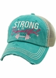 STRONG IS BEAUTIFUL Trucker Hat inset 3