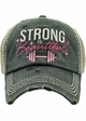 STRONG IS BEAUTIFUL Trucker Hat inset 4