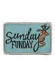 Sunday Funday Deer Patch Baseball Hat inset 1