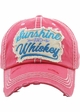 SUNSHINE AND WHISKEY Vintage Multi Color Patch Ballcap inset 3